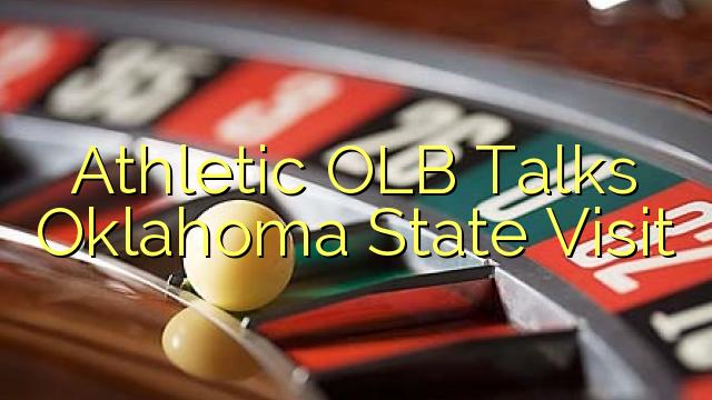 Athletic OLB Talks Oklahoma State Visit