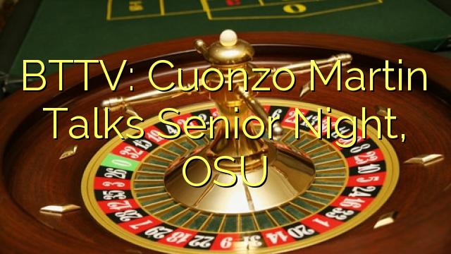 BTTV: Cuonzo Martin praatjies Senior Nag, OSU