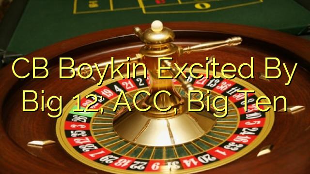 CB Boykin bungah Ku Big 12; Priangan, Big Sapuluh