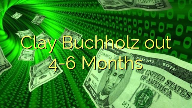 Clay Buchholz out Mesi 4-6