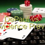 DePaul vs. Providence Preview