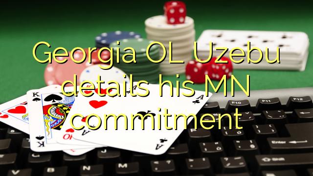 Georgia GL, MN Uzebu Library eius commitment