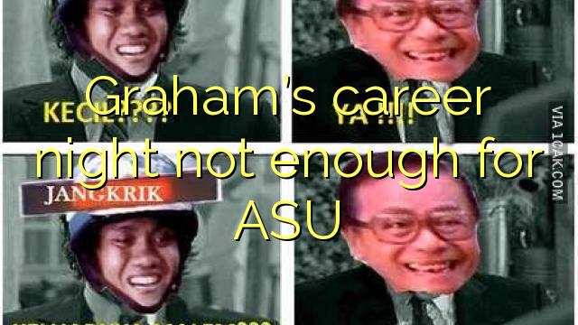 carrera a notte di Graham micca abbastanza per Calliandra