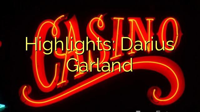 Highlights: Darius Garland
