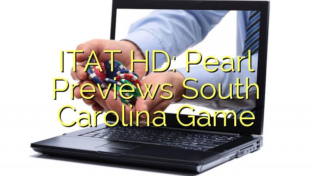 ITAT HD : 진주 미리보기 사우스 캐롤라이나 게임