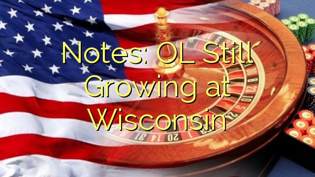 Opmerkingen: OL nog steeds in Wisconsin