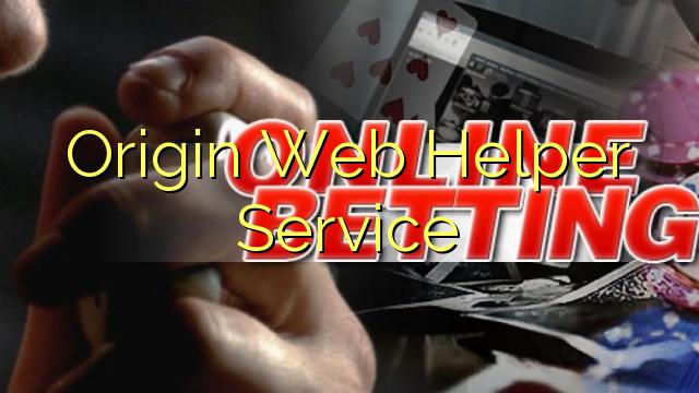 Потекло Web Helper Service