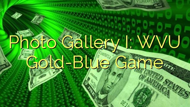 Galeria I: WVU Złoto niebieski gier