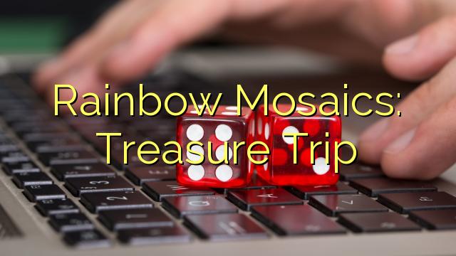 Rainbow Խճանկար: Treasure Ուղեւորություն