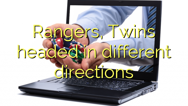 Strážcovia, dvojčatá smerujú v rôznych smeroch