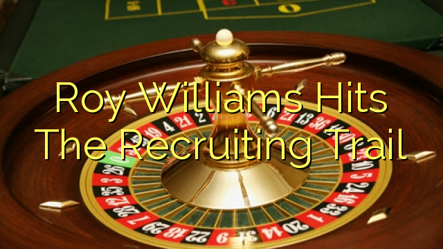 Roy Williams Hits A jawo ra'ayinsu Trail