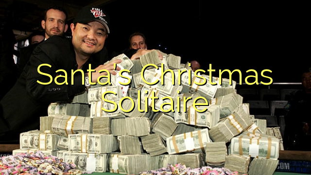 Kerstman's Solitaire