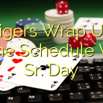 Tigers Wrap Up Home Schedule With Sr. Day