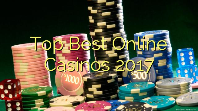 Top Best Online Kazino 2017