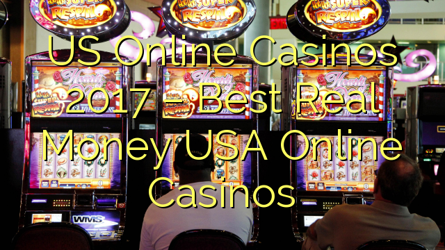 Best Online Casinos Real Money Usa
