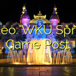 Video: WKU Spring Game Post