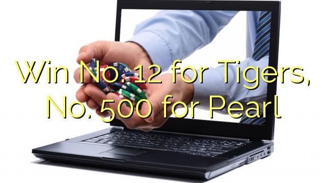 Vind nr. 12 til tigre, nr. 500 til perle