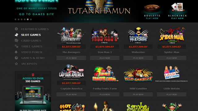 online casino top europe entertainment ltd