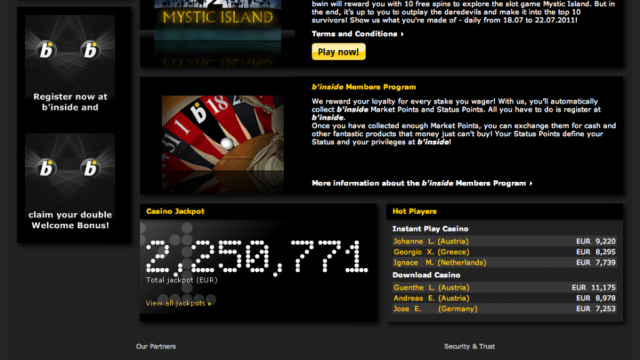 bwin online casino gamer handy