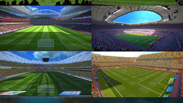 Free Download PES16 PTE Stadium Packung (41 Stadien + Anzeigern)
