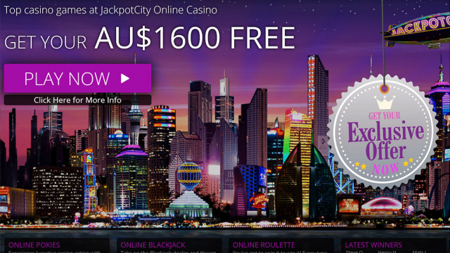 JackPot City Casino opinie