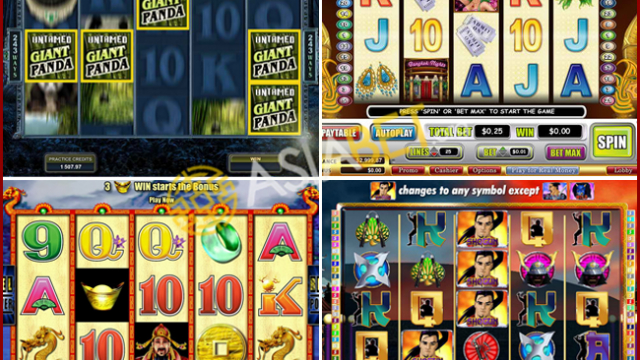 Online Slot Machine Real Money