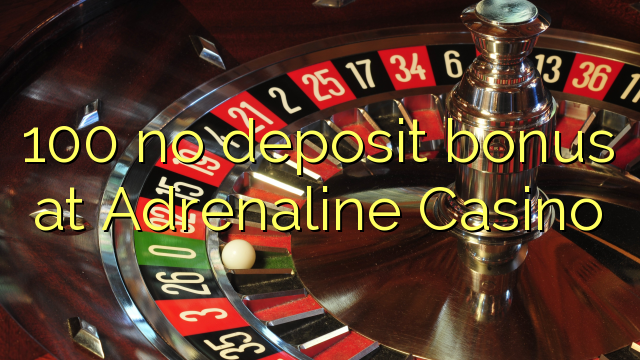 casino adrenaline no deposit bonus codes  2019