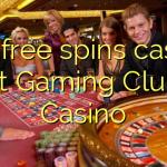 105 free spins casino at Gaming Club Casino