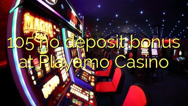 playamo casino no deposit bonus code