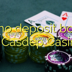 115 no deposit bonus at Casdep Casino