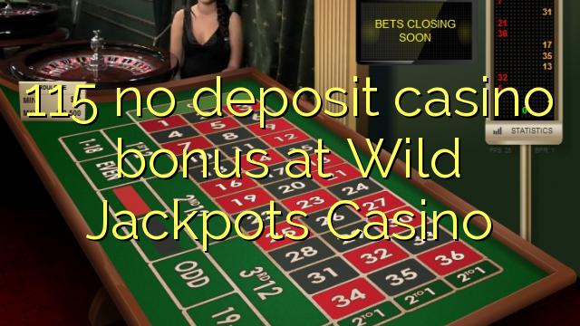 casino wilds no deposit bonus