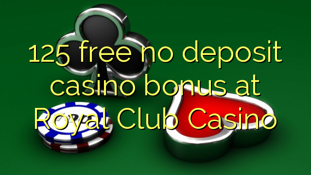 casino royal club no deposit bonus