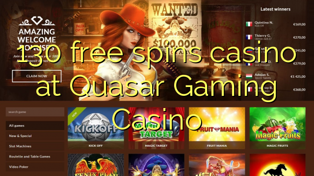 casino slots online biggest quasar