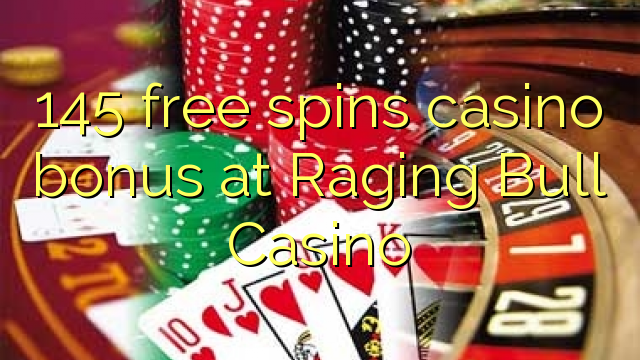 no deposit bonus code raging bull casino