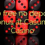 150 free no deposit bonus at Casumo Casino