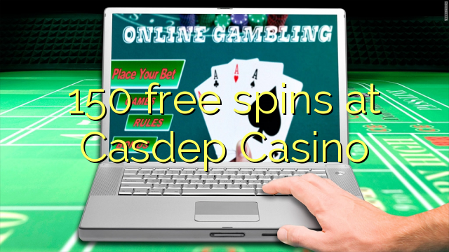150 free spins at Casdep Casino