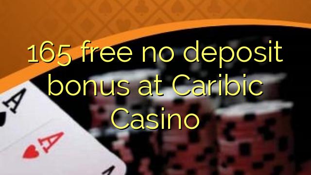 caribic casino bonus code