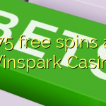 175 free spins at Winspark Casino