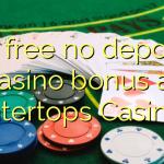 20 free no deposit casino bonus at Intertops Casino