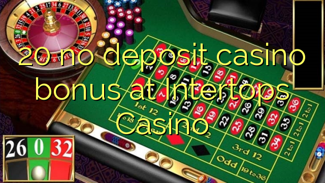 intertops casino bonus codes no deposit