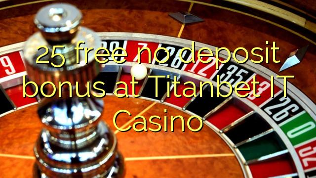 titanbet casino no deposit bonus