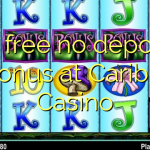 30 free no deposit bonus at Caribic Casino