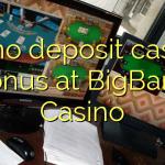 30 no deposit casino bonus at BigBang Casino