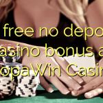 35 free no deposit casino bonus at PropaWin Casino