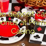 40 no deposit casino bonus at Prime Casino