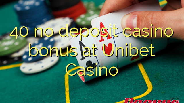 unibet bonus code casino