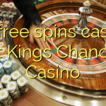 50 free spins casino at Kings Chance Casino