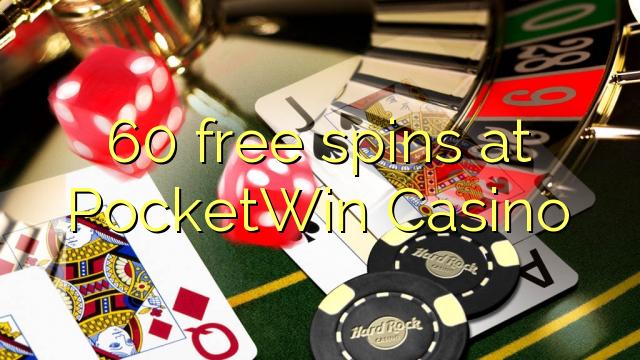 60 free spins at PocketWin Casino