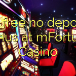65 free no deposit bonus at mFortune Casino