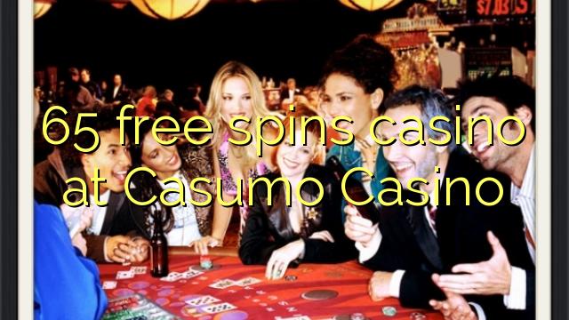 65 मुक्त Casumo कैसीनो में कैसीनो spins